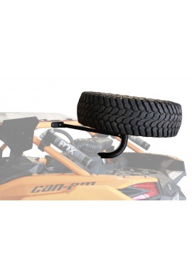 ADJUSTABLE SPARE TIRE CARRIER