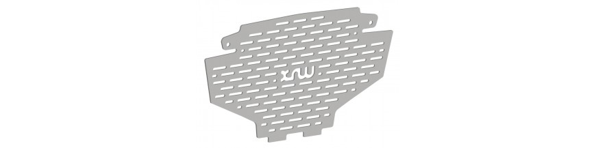 SHIELD RADIATOR GRILLE