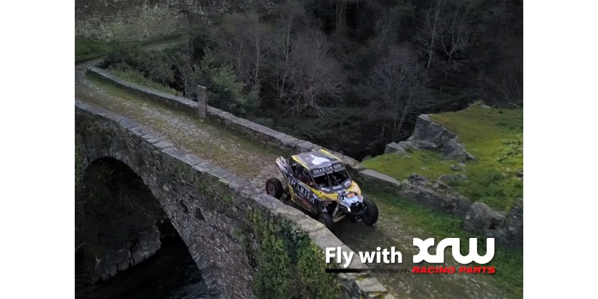 XRW RACING PARTS AT 27º RAIDE TT - GÓIS / PORTUGAL - CNTT 2019
