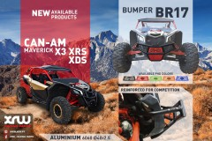 NEW PRODUCTS FOR CAN-AM X3