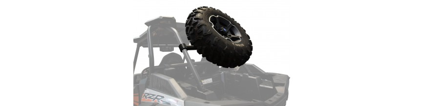 SPACE TIRE CARRIER