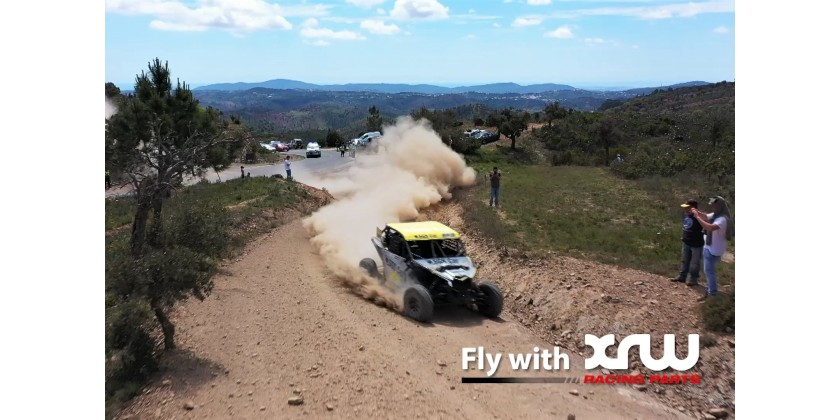 XRW RACING PARTS AT BAJA LOULÉ / PORTUGAL - CNTT 2019